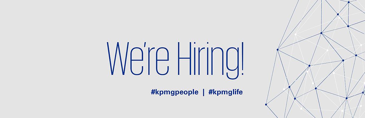KPMG.työpaikkailmoitus