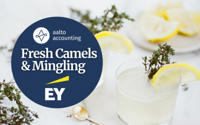Fresh Camels & Mingling x EY