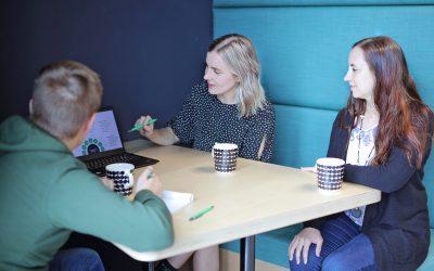 Greenstep: Trainee, CFO services